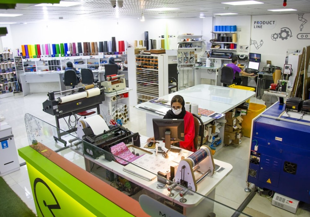 Mahoot-Print-Station