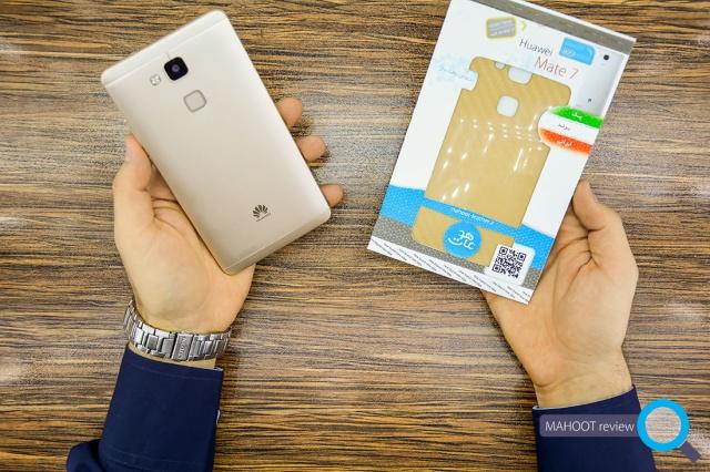 فیبر تیتانیوم Huawei Mate7